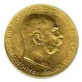 Austria 100 Corona Gold