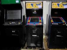 MS. PAC-MAN ARCADE VIDEO GAME