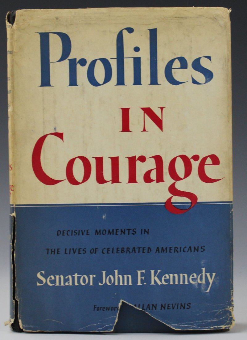John F. Kennedy, Profiles In Courage Signed Book - 3