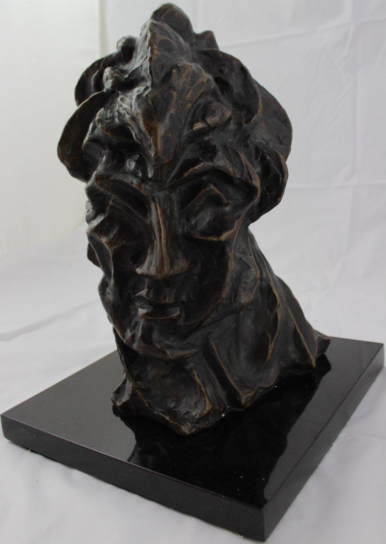 Pablo Picasso Bronze Sculpture