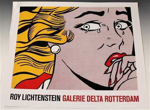 Roy Lichtenstein \