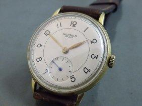 Hermes Mens Watch