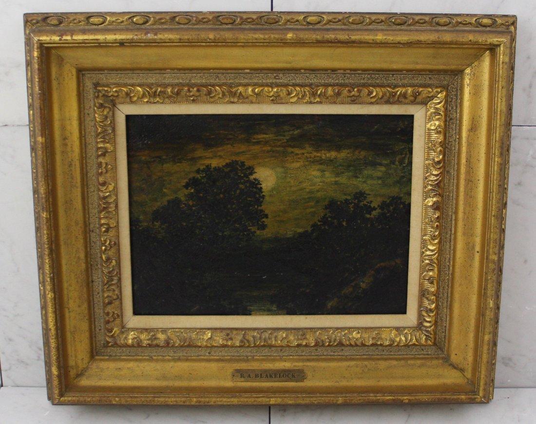 Ralph Albert Blakelock Painting