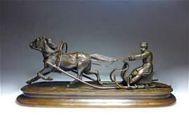 Vassily Grachev Bronze Sculpture