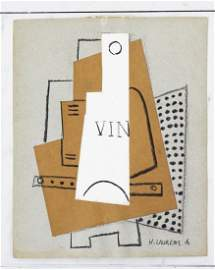 Henri Laurens Collage