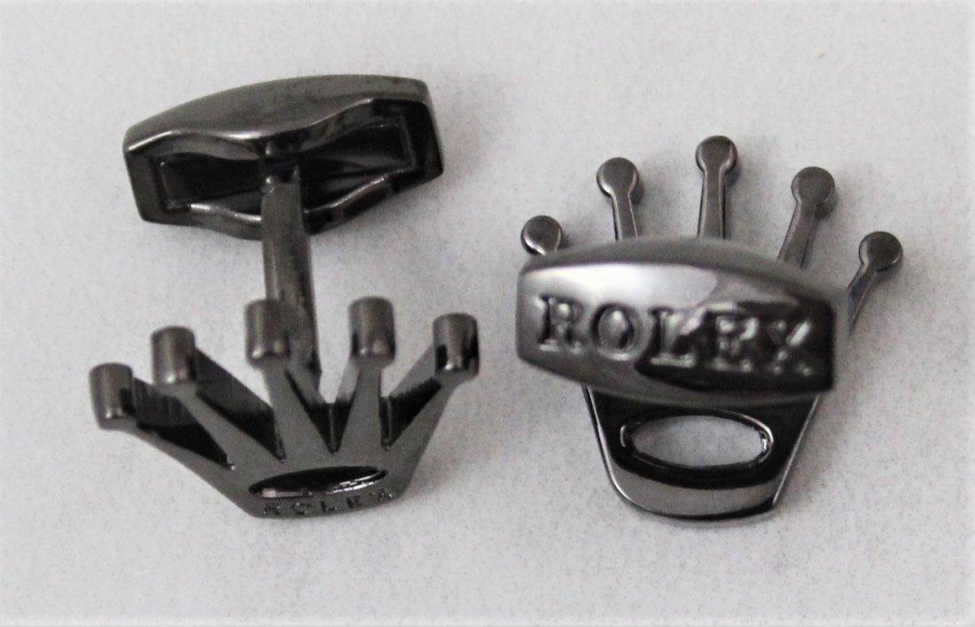 Rolex Cufflinks - 4