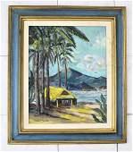 Millard Sheets Painting