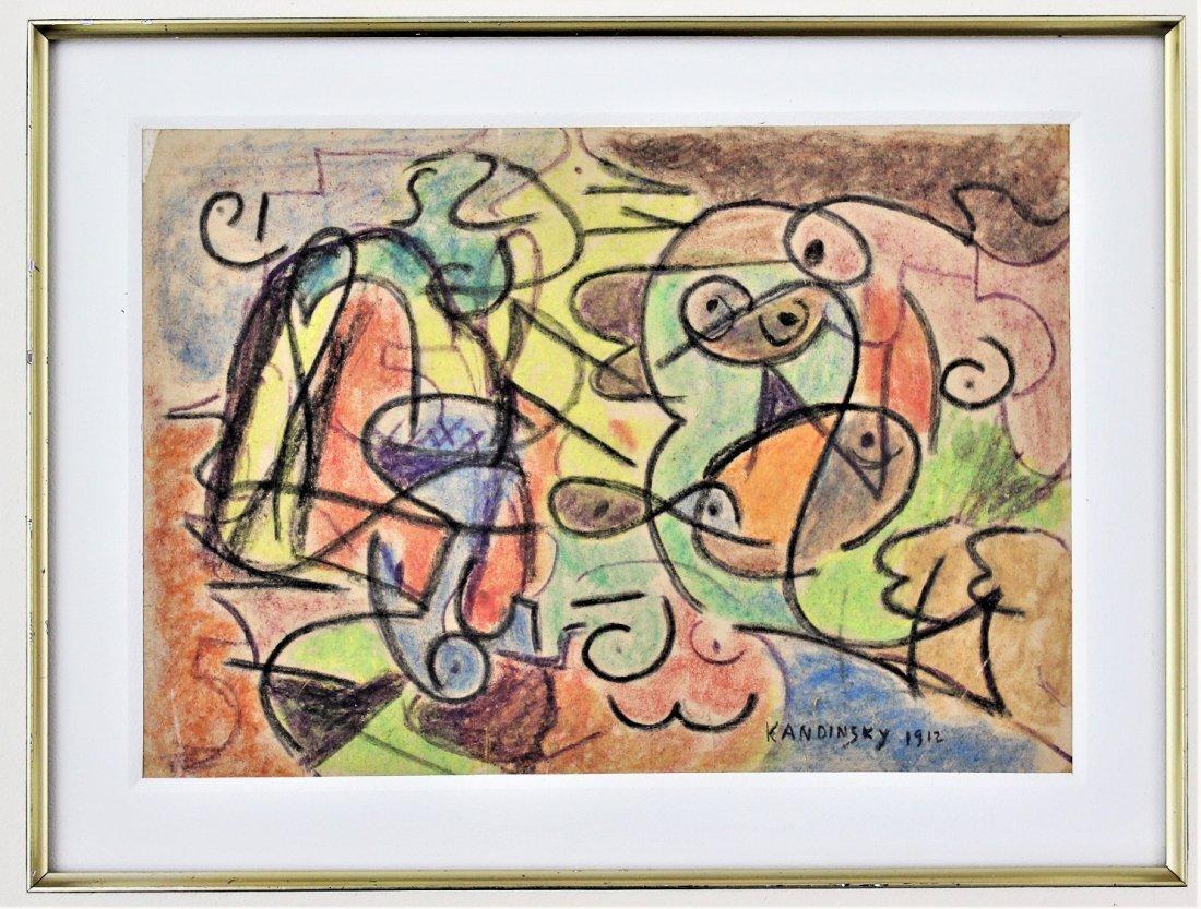 Wassily Kandinsky Lithograph - 2