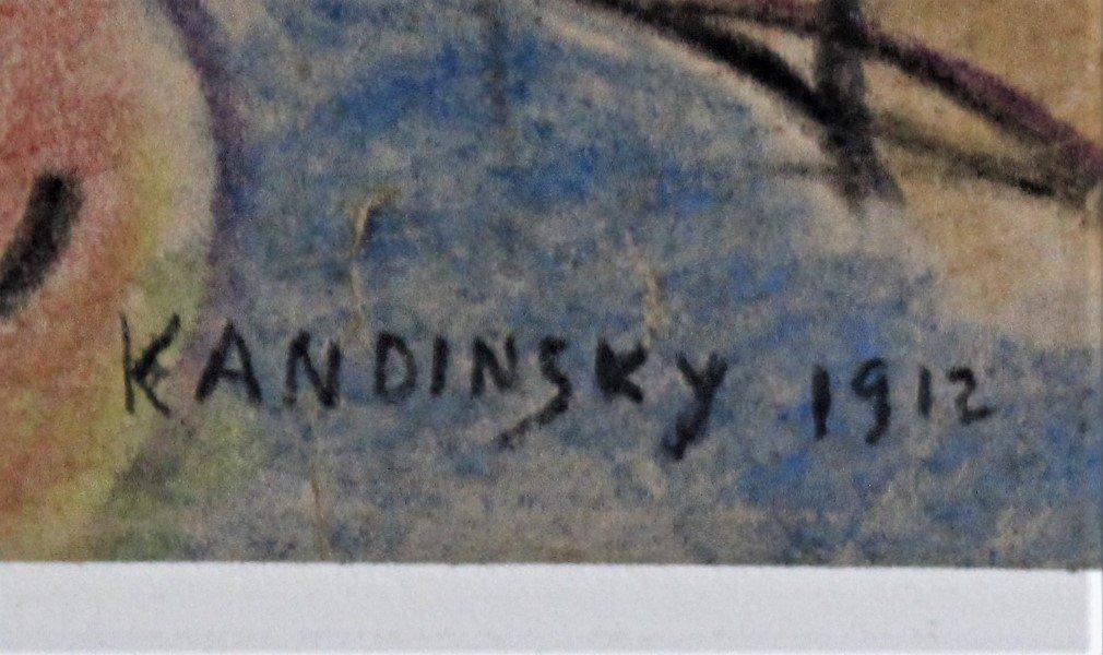 Wassily Kandinsky Lithograph - 3