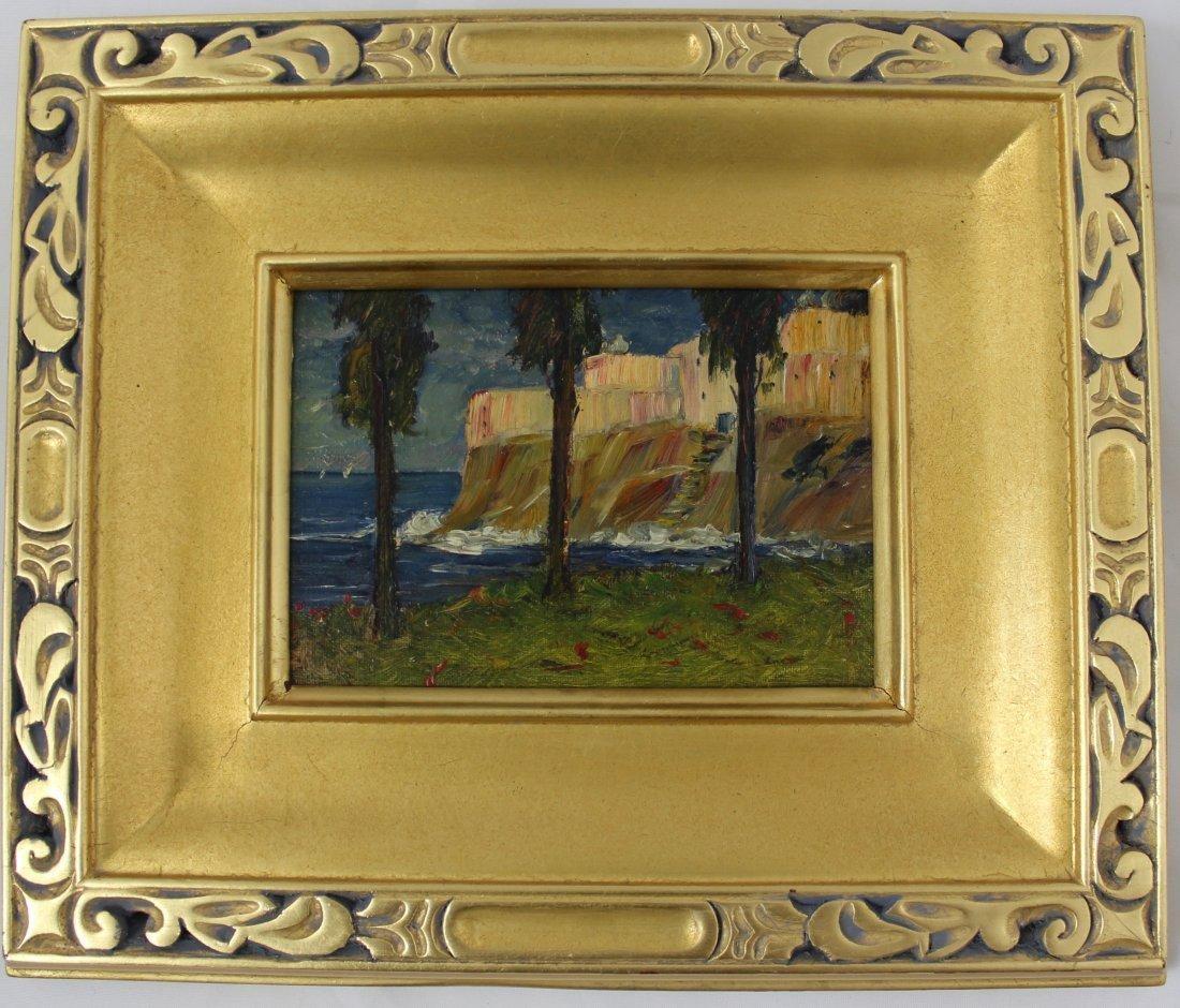 Samuel Harkness McCrea Painting