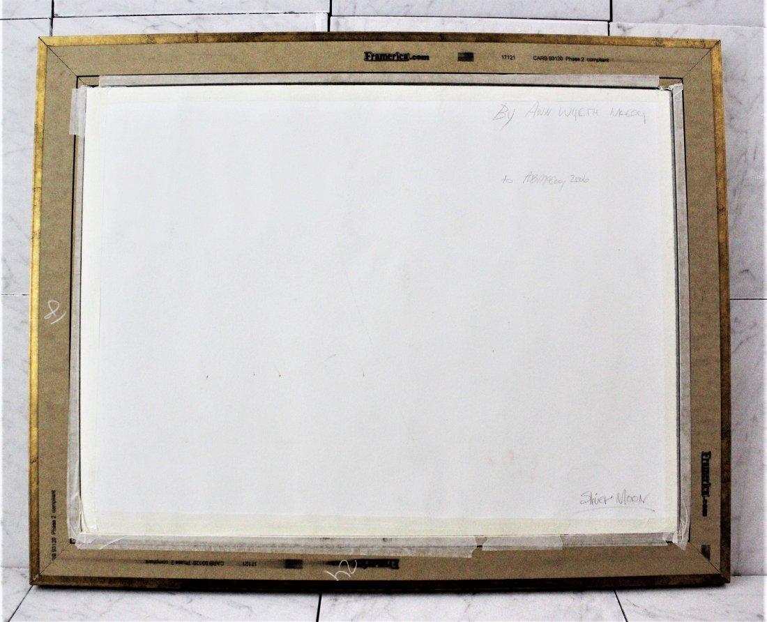 Ann Wyeth McCoy Watercolor - 3