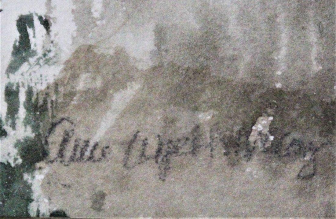 Ann Wyeth McCoy Watercolor - 2