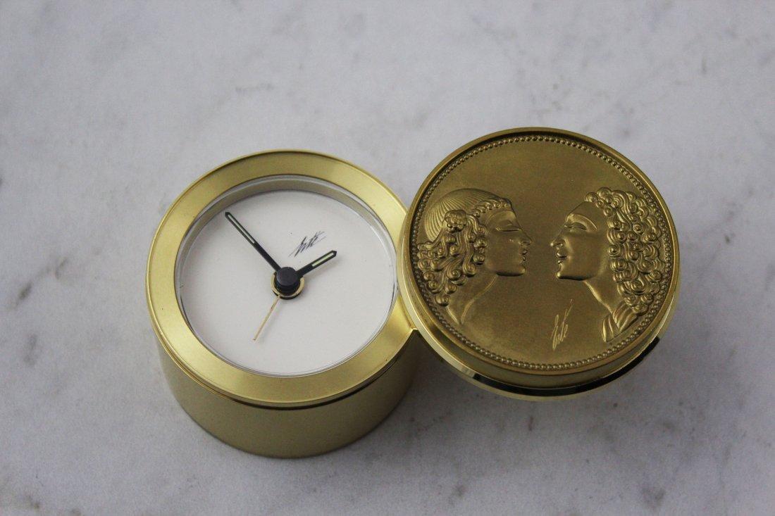 Erte Clock - 2