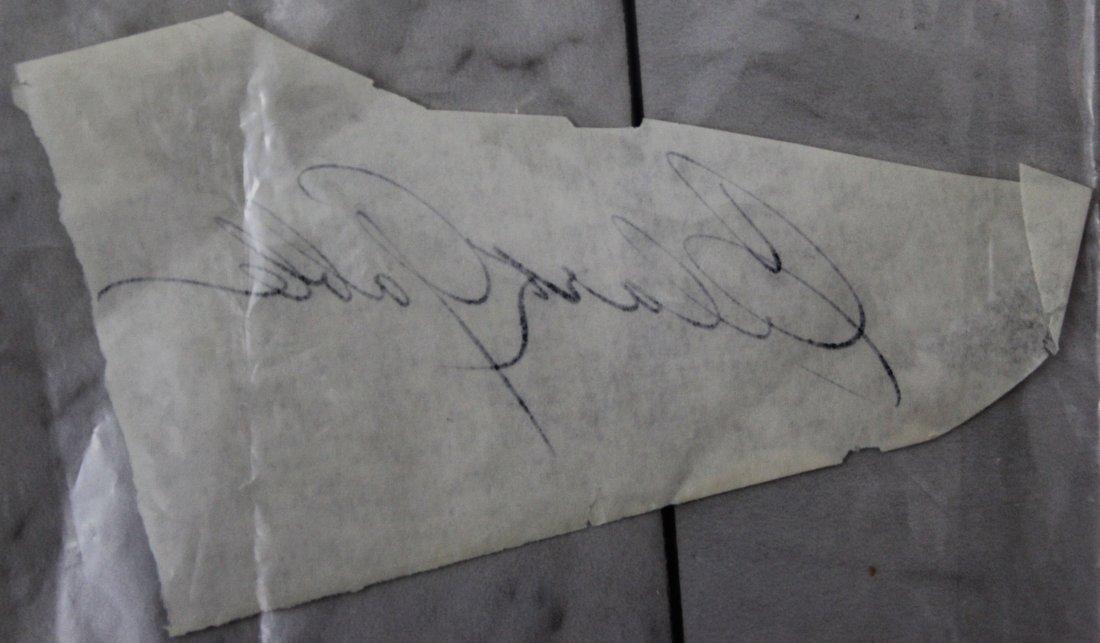 Clark Gable Autograph - 2
