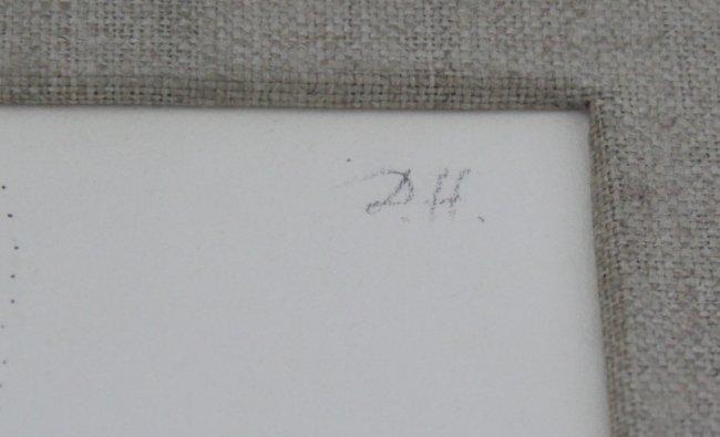 Andy Warhol, Dudley Huppler Ink Drawings - 3