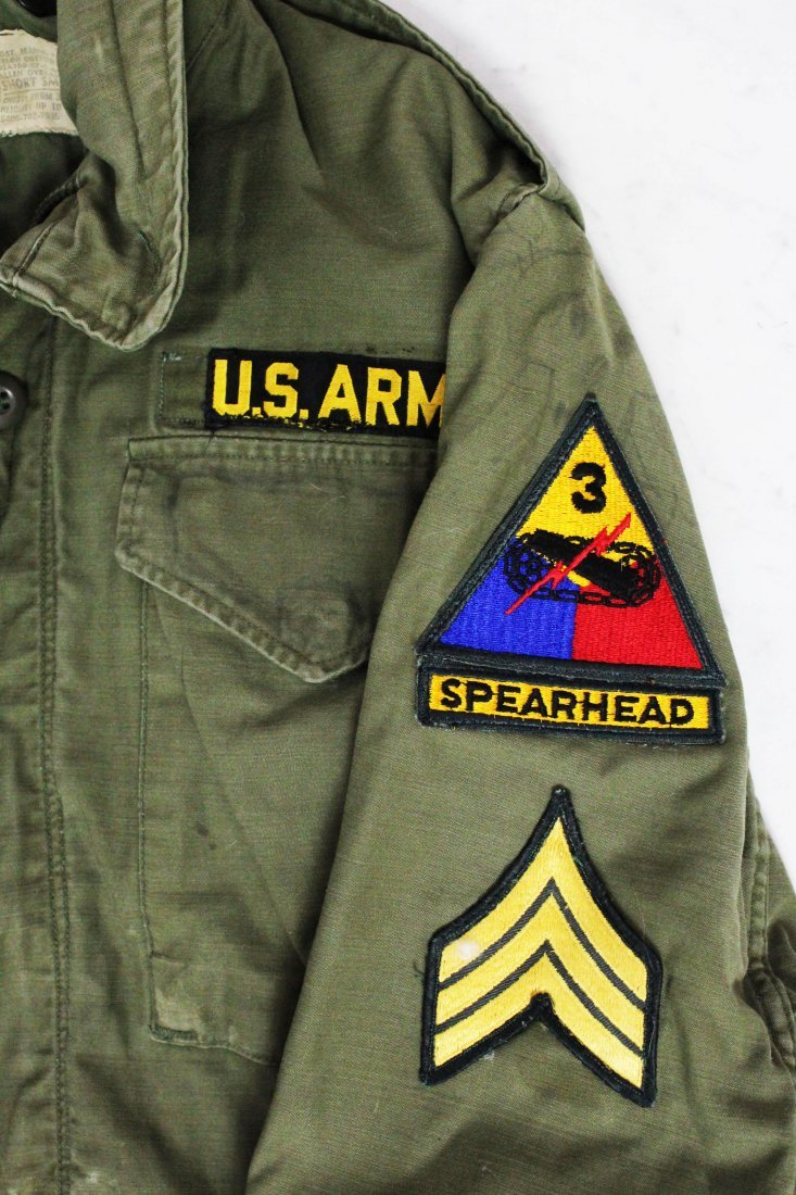 Elvis Presley's Army Jackets - 4