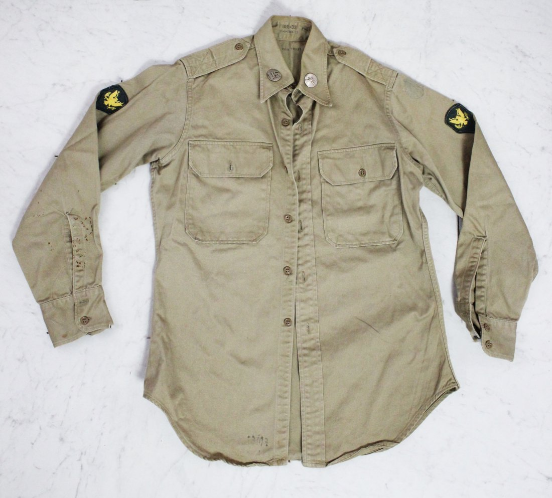 Elvis Presley's Army Jackets - 5
