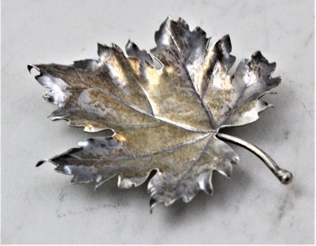 Mario Buccellati Silver Leaf - 2