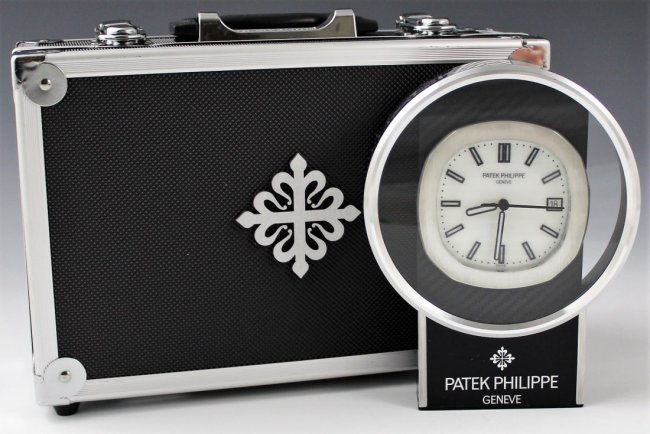 Patek Philippe Desk Clock