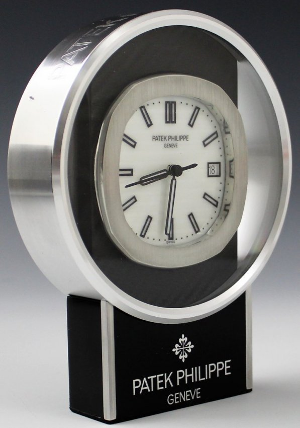 Patek Philippe Desk Clock - 2