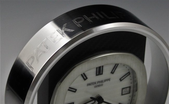 Patek Philippe Desk Clock - 3