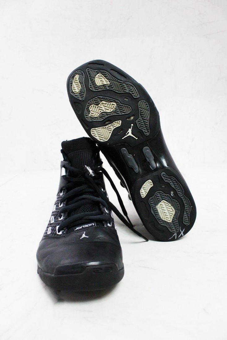 Michael Jordan NBA Worn Shoes - 2