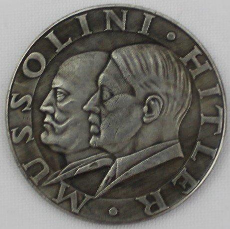 WW2 Hitler Nazi Coin