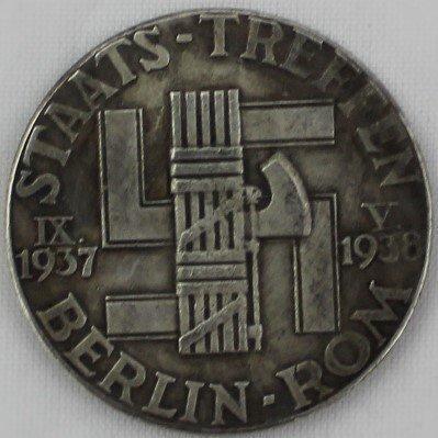WW2 Hitler Nazi Coin - 2