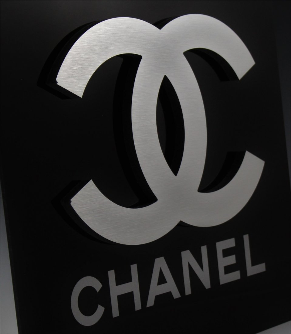 Chanel Logo Display - 2