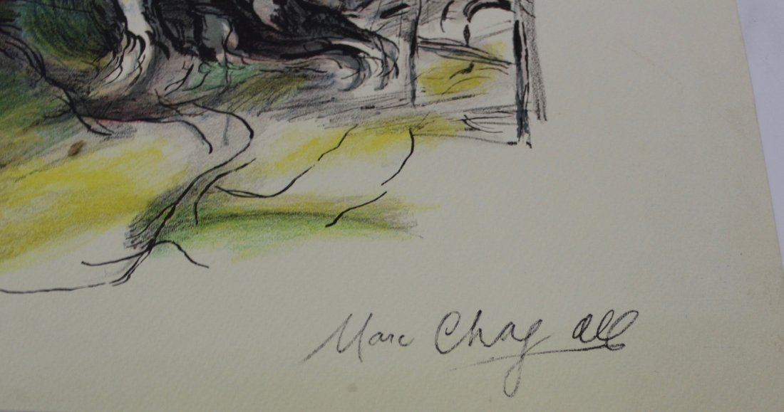 Marc Chagall Poster - 2
