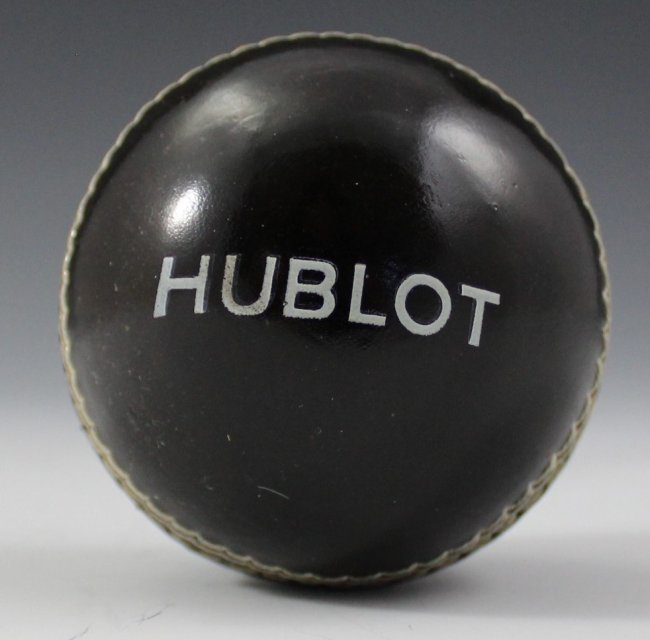 Hublot Cricket Ball