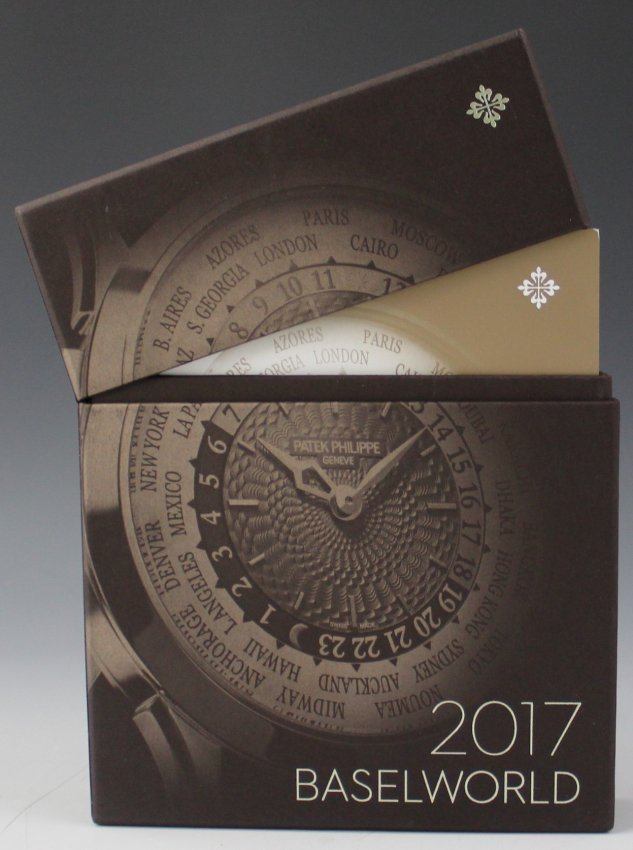 Patek Philippe Baselword Brochure Box Set