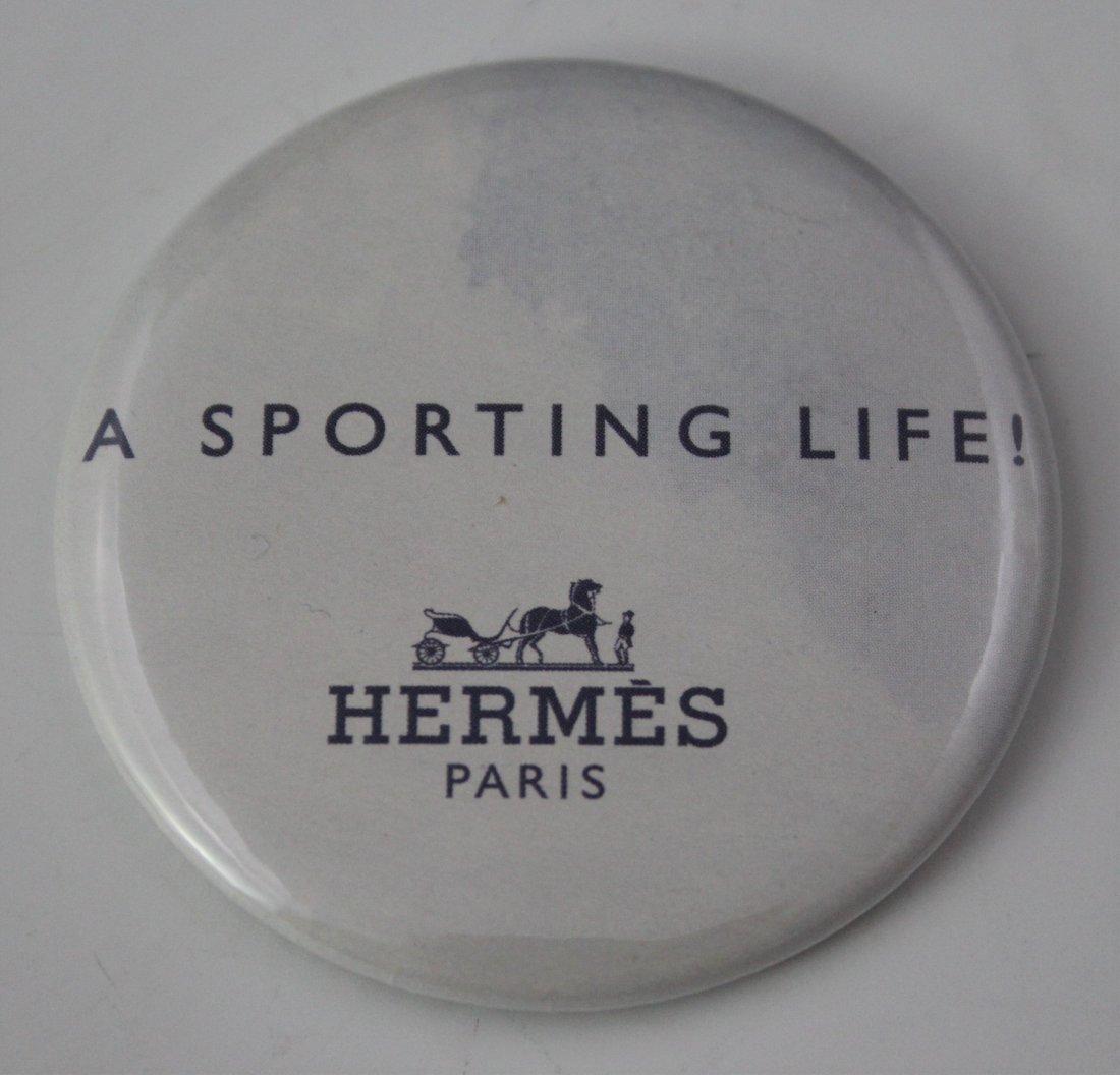 Hermes Pocket Mirror