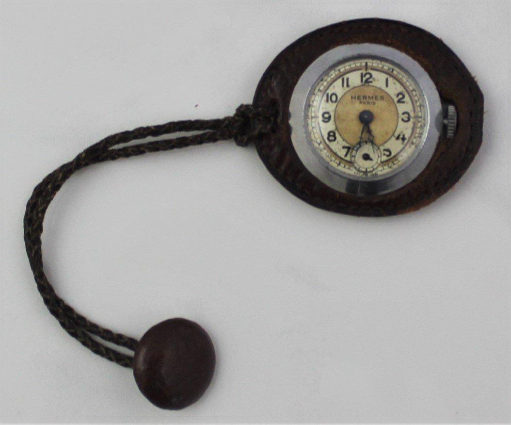 Antique Hermes Art Deco Clock