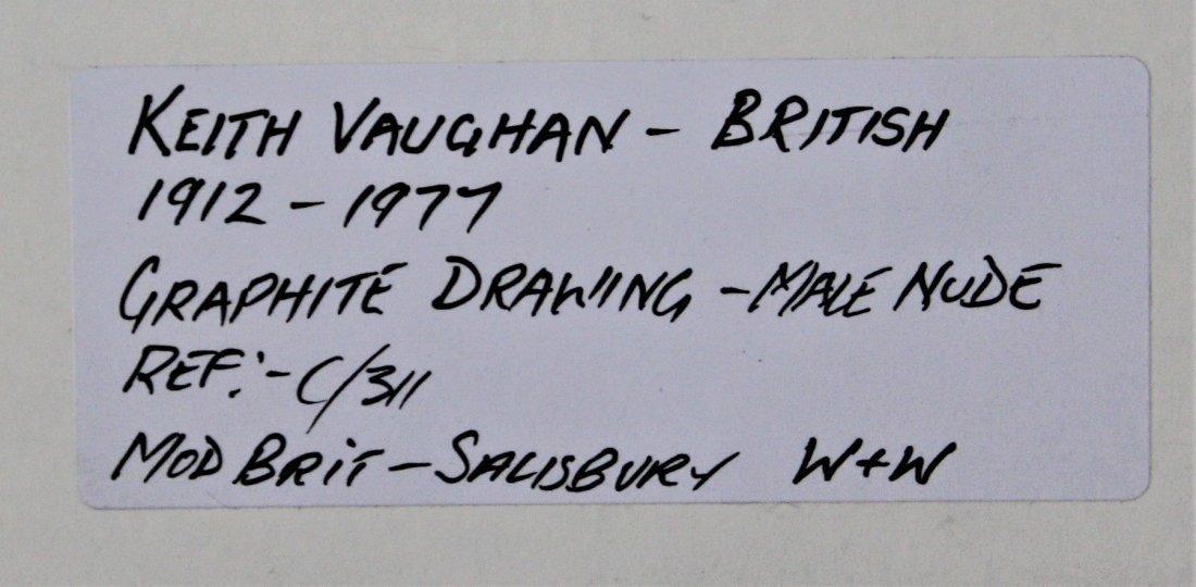 Keith Vaughan Drawing - 3