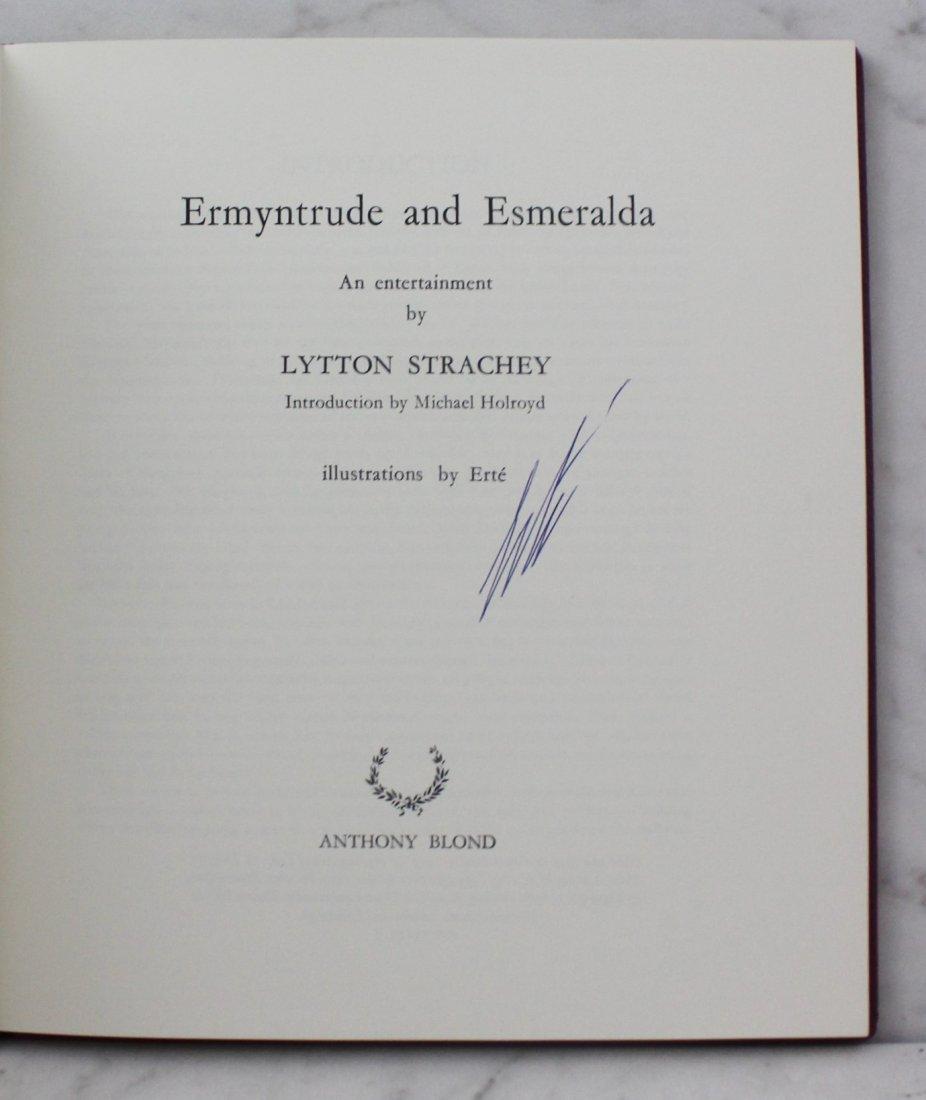 Erte Ermyntrude and Esmereldra - 4