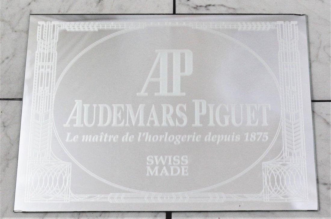Audemars Piguet Advertisement Sign