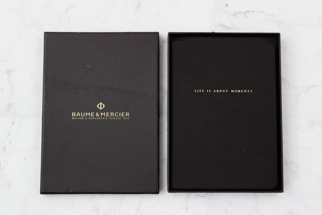 Baume & Mercier Journal