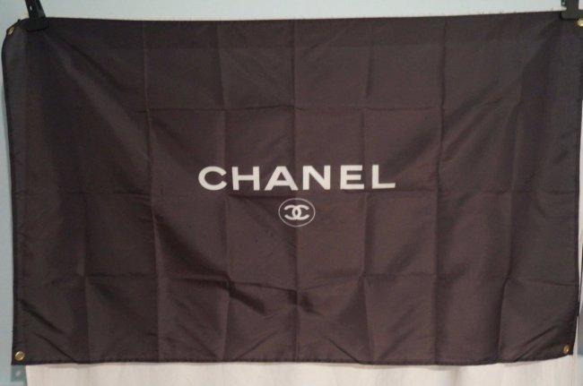 Chanel Advertising Banner