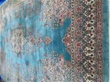 Fine Hand Woven Persian Kermen 12x18.4 ft