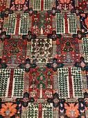 Semi Antique Hand Woven Persian Bahkteri 68x96 ft
