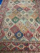 Semi Antiqie Persian  Hand Woven Tabriz 12x8