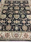 Hand Knotted Persian Agra Mahal 8x10