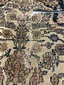 Hand Knotted Persian Kermen 4x6 ft