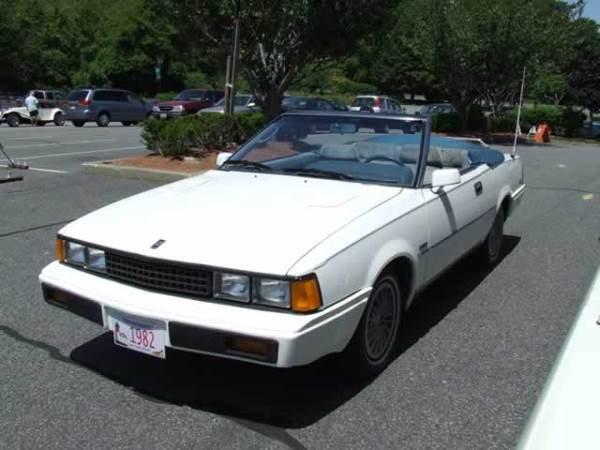 5: 1972 Datsun Convertible