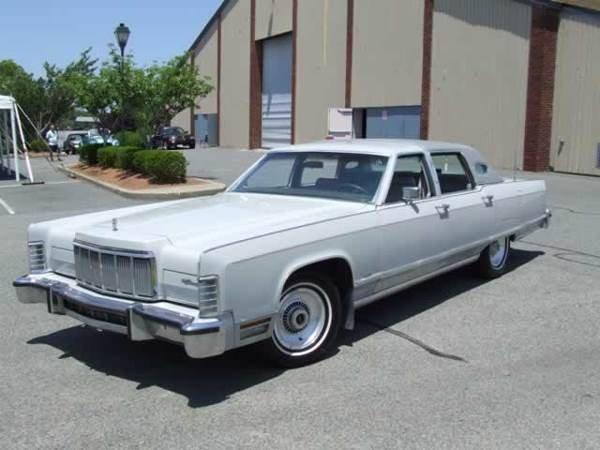 14: 1976 Lincoln Continental