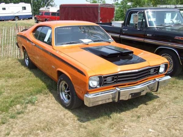 14I: 1974 Plymouth Duster
