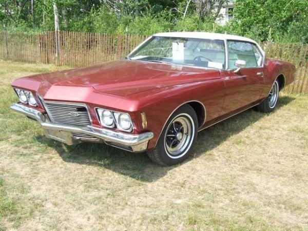 35I: 1971 Buick Riviera