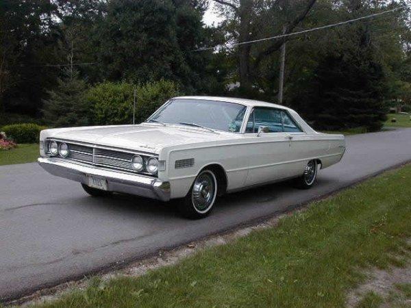 208: 1966 Mercury Monterey