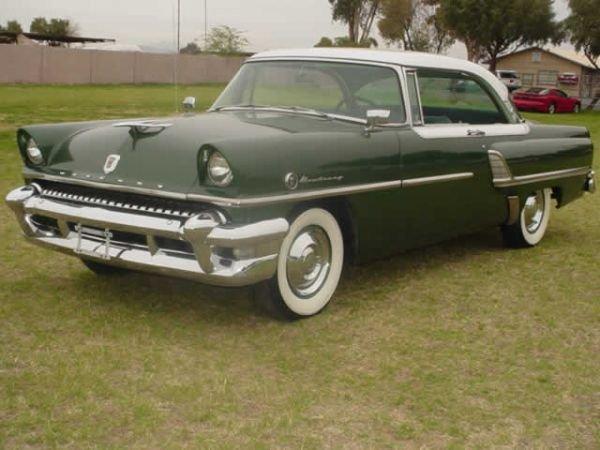 218: 1955 Mercury Monterey 2DR HT